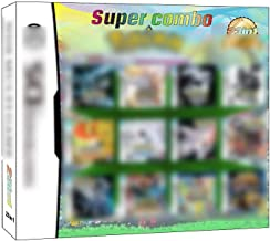 Pokemoon Video Game DS 3DS Cartridge Card Game Console23 In 1 MULTI CART