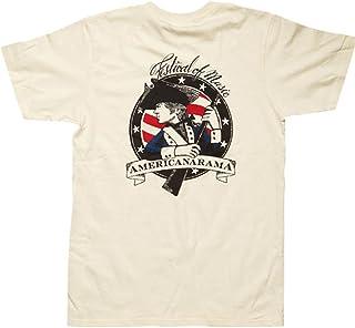 BOB DYLAN ボブディラン (生誕80周年) - AMERICANARAMA バックプリントのみ/Tシャツ/メンズ 【公式/オフィシャル】