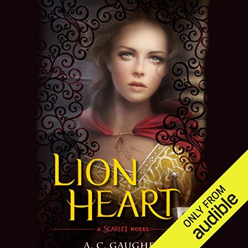 Lion Heart audiobook cover art