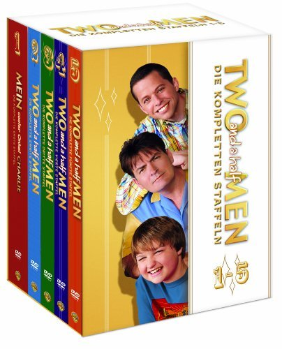 Two and a Half Men - Mein cooler Onkel Charlie (Staffeln 1-5 Superbox exklusiv bei Amazon.de)