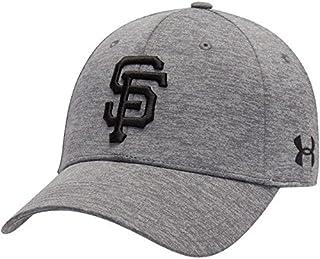 Under Armour Under Armour San Francisco Giants Heathered Gray Armour Twist Performance Snapback Adjustable Hat 帽子 キャップ 【並行輸入品】