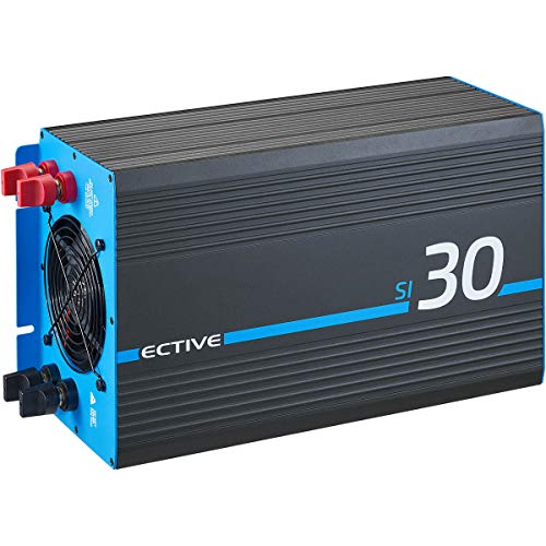 ECTIVE 3000W 24V zu 230V Sinus-Wechselrichter SI 30 mit reiner Sinuswelle in 7 Varianten