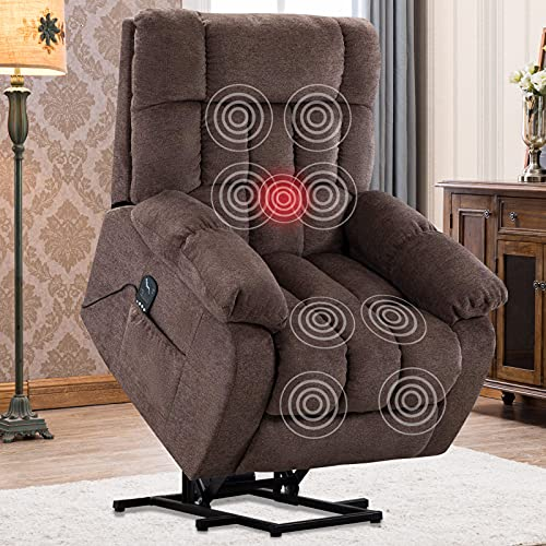 CANMOV Power Lift Recliner Chair for Elderly...
