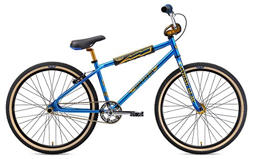 Why Choose SE Bikes OM Flyer 26 BMX Bike - 2019 26 Blue