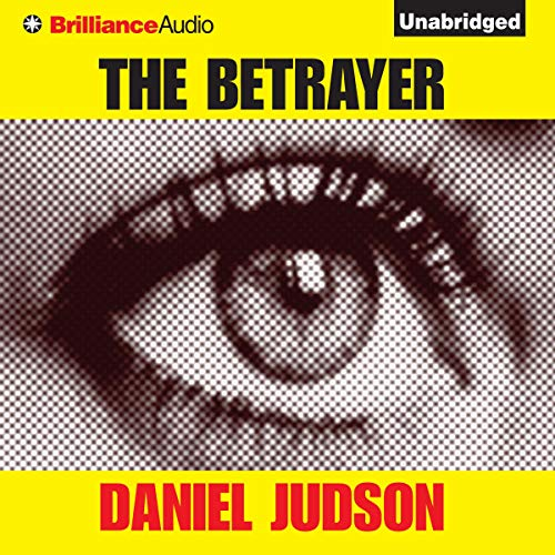 The Betrayer audiobook cover art