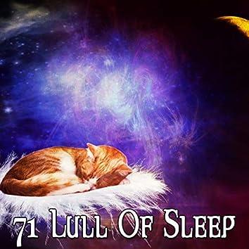 71 Lull Of Sleep