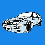 Ford Sierra RS Cosworth diapasón - Retro Motor Company