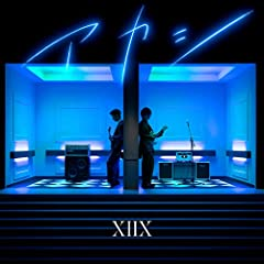 XIIX「アカシ」の歌詞を収録したCDジャケット画像