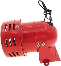 AC 220V MS-190 Fire Alarm Buzzer Industrial Electronic Wind Screw Motor High Decibel Mini Siren
