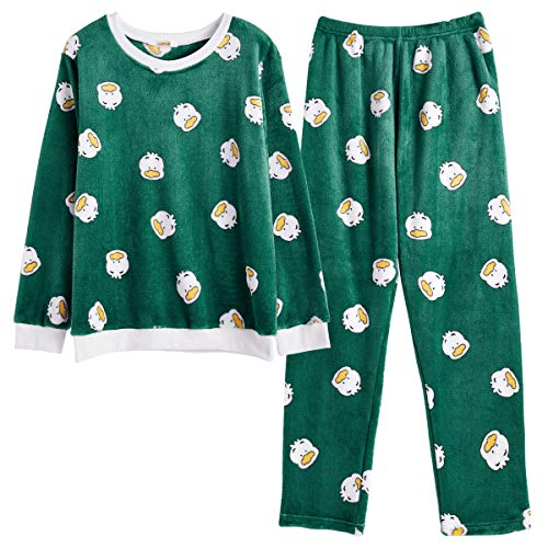 MINTLIMIT Pijama Largo de Dos Piezas para Mujer