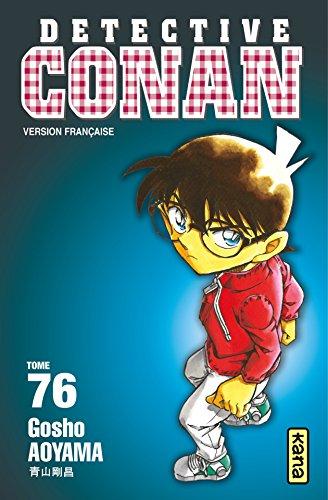 Détective Conan - Tome 76