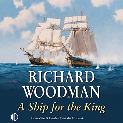 A Ship for the King audiobook cover art