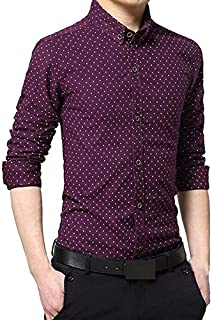 Romano Men's Cotton Casual Shirt in 6 Colors