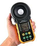 Luxómetro, Protmex MS6612 medidor de luz 2000 Counts 0-200000 Lux/0-20000 FC...