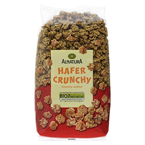 Alnatura Bio Hafer-Crunchy, 750g