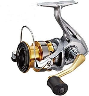 Rotating Reel Reel with 3 +1 Corrosion-Resistant Ball Bearings, W-Gear, Silent Drive, Braking System, for Anglers, Yellow