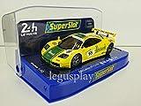 Slot Car Scalextric Superslot H4026 Compatible McLaren F1 GTR 24H Le Mans 1995 Harrods