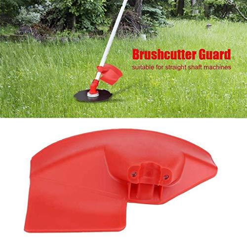 Moent Outils et amélioration de l'habitat Bouclier de Garde de débroussailleuse en Plastique pour 24 26 28mm Bouclier de Garde de débroussailleur d'arbre