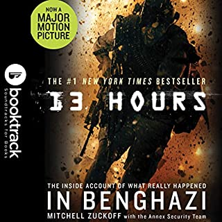 13 Hours (Booktrack Edition) cover art