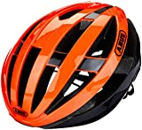 Abus VIANTOR Casco de Carretera, Unisex Adulto, Naranja (Shrimp Orange), Small