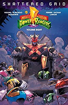 Mighty Morphin Power Rangers Vol 8  8