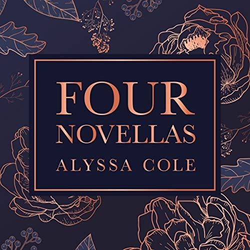 Four Novellas audiobook cover art