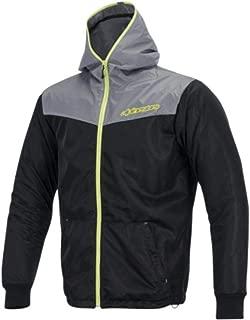Alpinestars Men's 3309514-1003-XL Jacket (Yellow Grey, X-Large)