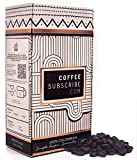 Gourmet Roasted Coffee Beans - 100% Colombian Single Origin Specialty Coffee, Whole Bean, Dark Roast (Strong & Bold), Premium Direct Trade Arabica Coffees (1 lb/16 oz bag) by Coffeesubscribe - DW