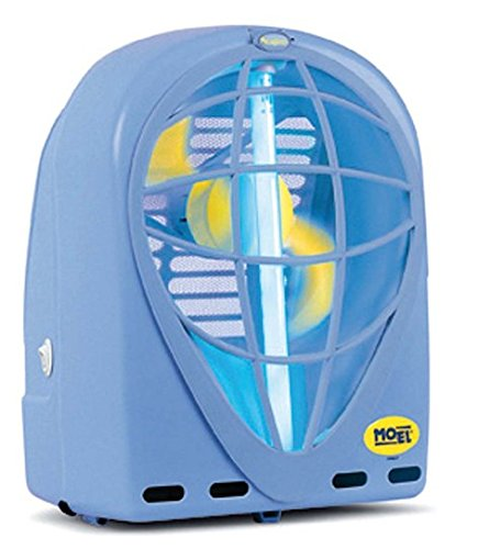 Fan-Insektenvernichter Insectivoro Kyoto 396 - Insektenfalle - 40 Watt