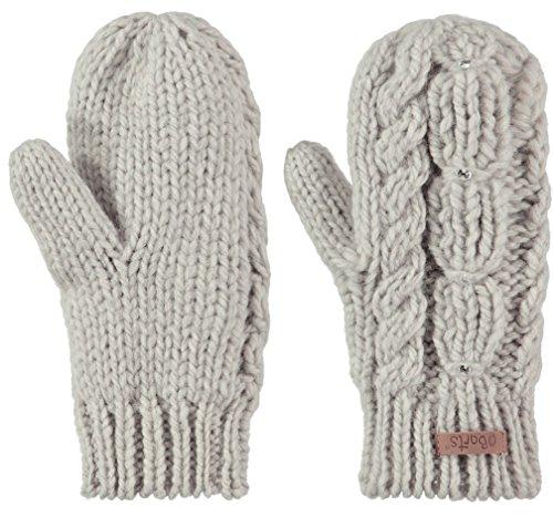 Barts Unisex Baby Lux Handschuhe, Elfenbein (Oyster), One size (Herstellergröße: 3)