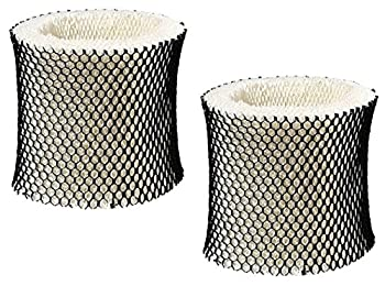 Best Vacuum Filter 2 Pack Compatible with Holmes HWF65  C  Humidifier Wick Filter for Holmes Sunbeam Bionaire Replaces Part # HWF65CS