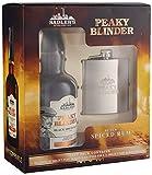 Sadler's Peaky Blinder Rum Gift Set with Hip Flask