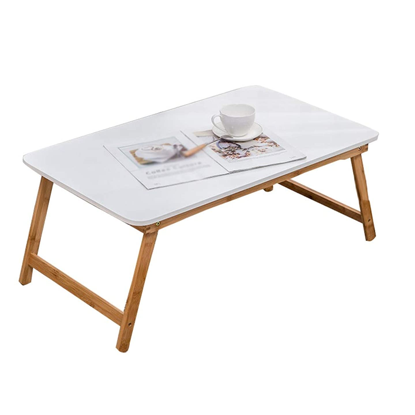 C-J-Xin Children's Table, Living Room Bedroom Floor Table Coffee Table Study Children's Room Study Table Laptop Table Bed Breakfast Tray Household Table (Size : 804834CM)