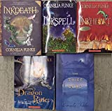 Cornelia Funke Fantasy Collection 5 Book Set Including Inkheart Trilogy
