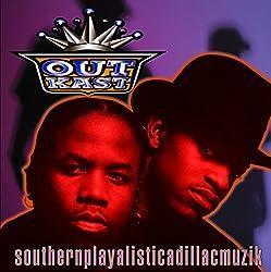 Southernplayalisti Cadillacmuzik/Vinyle Noir Audiophile 180gr