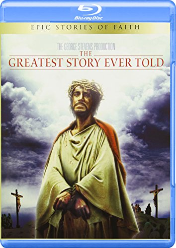 The Greatest Story Ever Told [Blu-ray] [1965] [US Import]