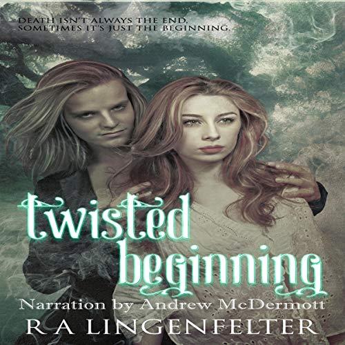 『Twisted Beginning』のカバーアート