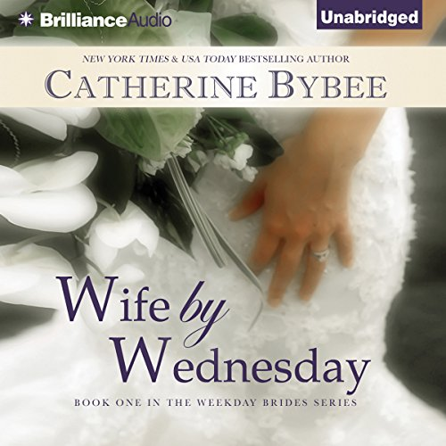 Wife by Wednesday audiobook cover art
