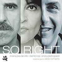 So Right by Maria Pia De Vito (2008-01-29)