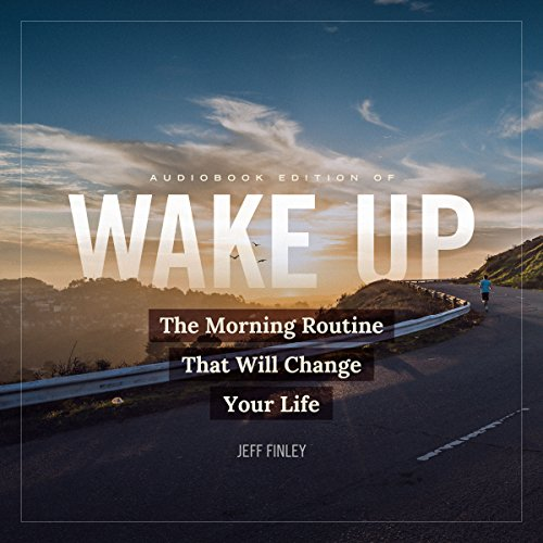 Wake Up audiobook cover art