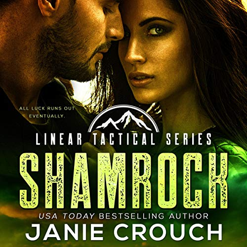 Shamrock audiobook cover art