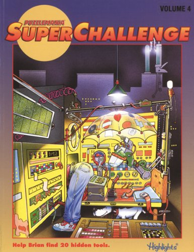 Puzzlemania SuperChallenge Volume 4