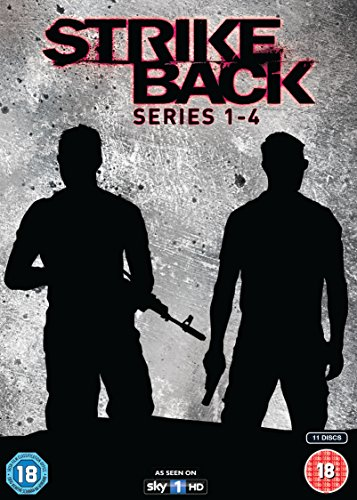 Strike Back - Series 1-4