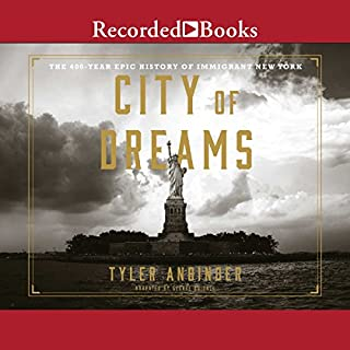 City of Dreams cover art