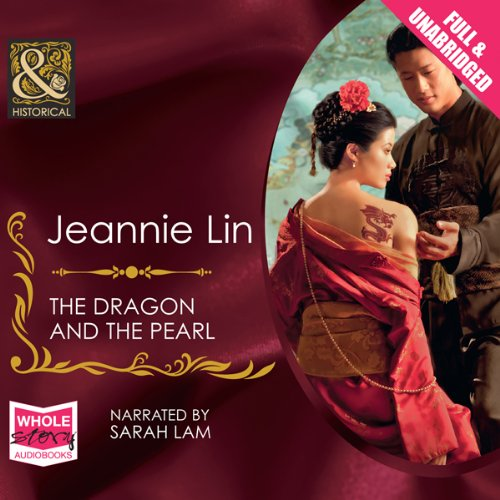 Couverture de The Dragon and the Pearl