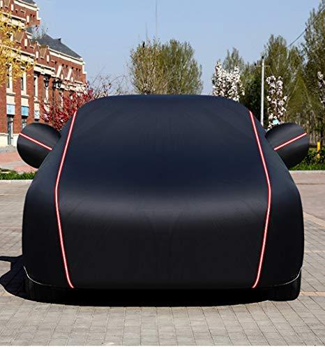 Impermeable Cubierta de Automóvil Automática Compatible con B-M-W Z4 Z8 I3 I8 Car Cover Para Exteriores Protección Contra Todo Clima Resistente A Rayones, Fácil Instalación (Por Encargo)