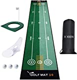 Best Golf Putting Mats - X XBEN Golf Putting Mat, Golf Practice Mat Review
