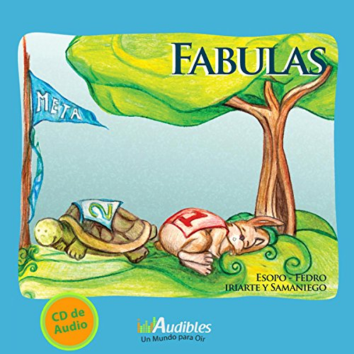 Fábulas [Fables] audiobook cover art