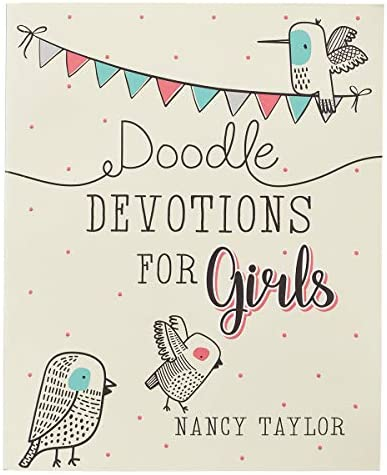 Doodle Devotions for Girls product image