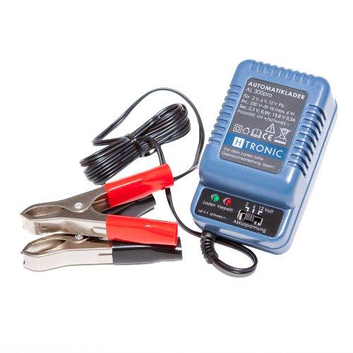 BestPrice 4250625949314 Batterieladegerät AL300 / Batterie Ladegerät H-Tronic, 12V